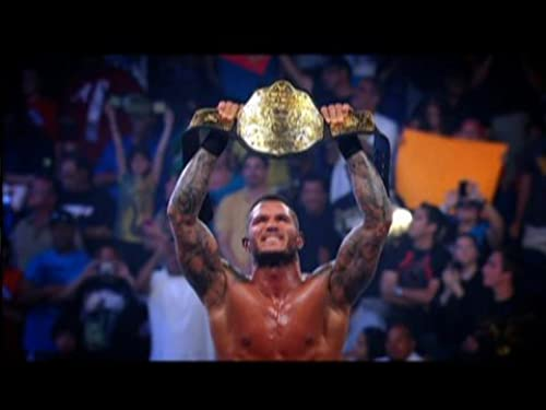 WWE: Randy Orton - The Evolution of a Predator