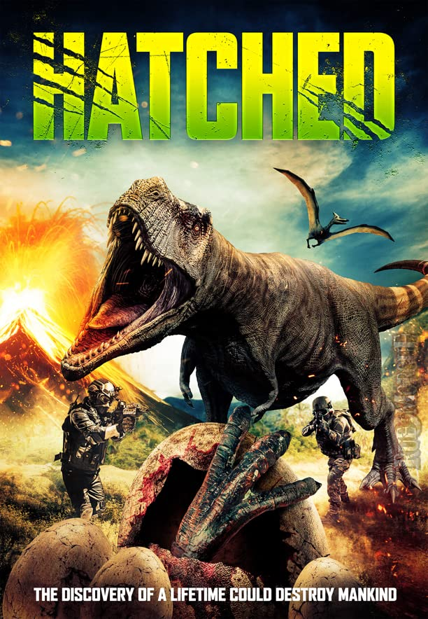 Hatched 2021 English Movie 720p HDRip 800MB Download
