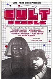Cult People Poster