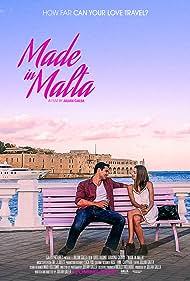 Ariadna Cabrol and Greg Audino in Made in Malta (2019)