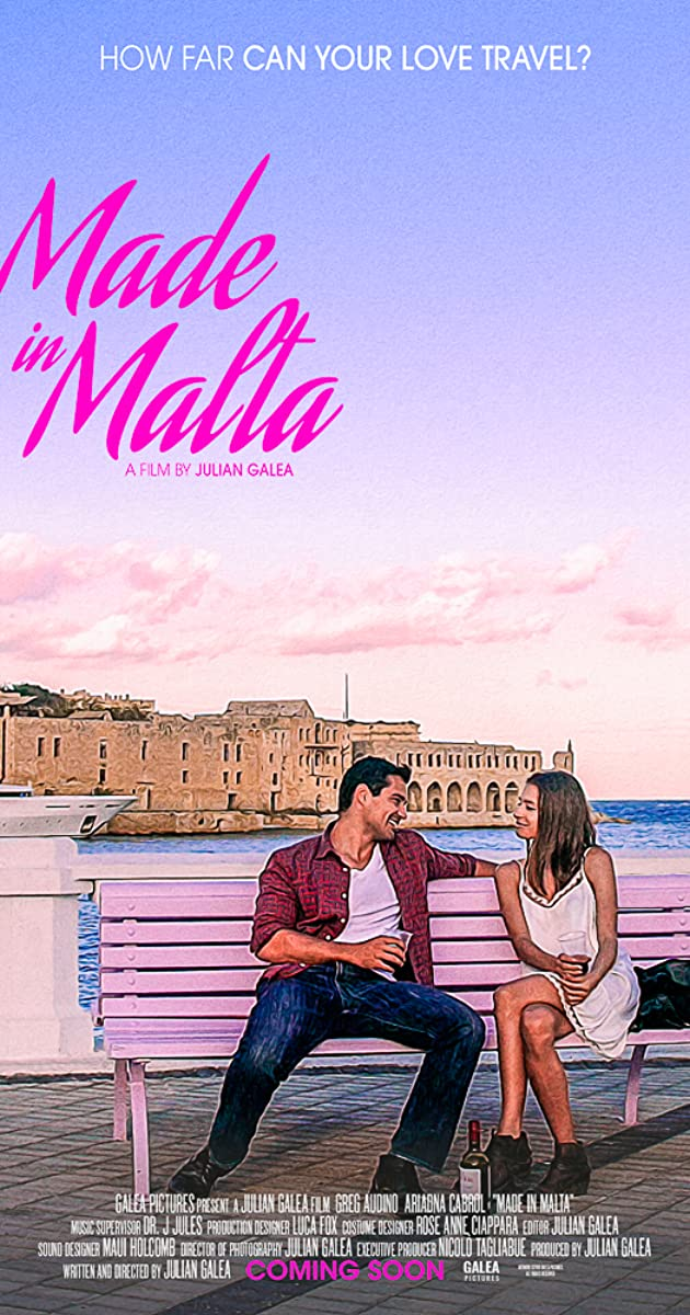 Subtitle of Made in Malta