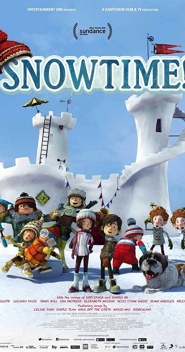 Subtitle of Snowtime!