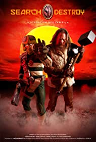 Kevin Horsham and Matthew Simpson in Search/Destroy: A Strontium Dog Fan Film (2016)
