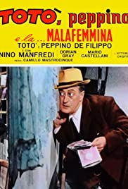 Totò, Peppino e la... malafemmina (1956) Poster - Movie Forum, Cast, Reviews