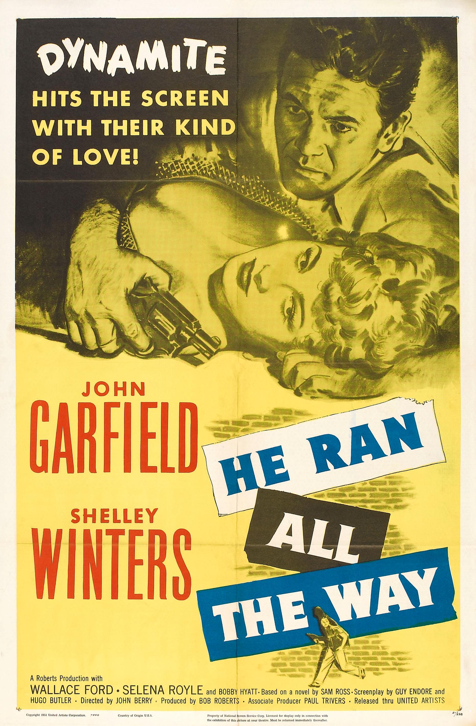 He Ran All the Way (1951) - IMDb