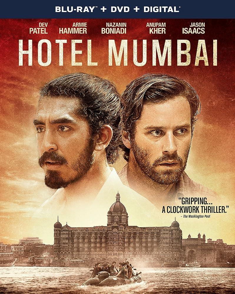 HOTEL MUMBAI (2019) BluRay 720p ORG (Hin+Eng+Tel +Tam )