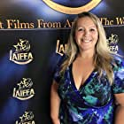 Cruising the red carpet at the LAIFFA awards for the film Intrepid :)