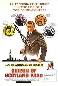 Jack Hawkins in Gideon's Day (1958)