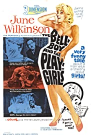 The Bellboy and the Playgirls Poster