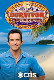 Survivor (2000) Poster - TV Show Forum, Cast, Reviews