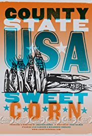 County, State, USA: Sweet Corn Poster