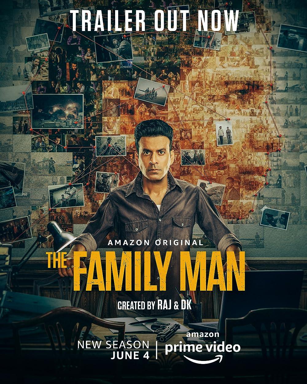 Filmbeschreibung zu The Family Man