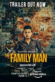 The Family Man (2021) Hindi Season 2 Complete