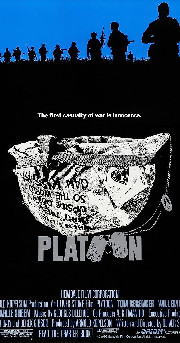 Subtitle of Platoon