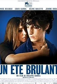 Monica Bellucci and Louis Garrel in Un été brûlant (2011)