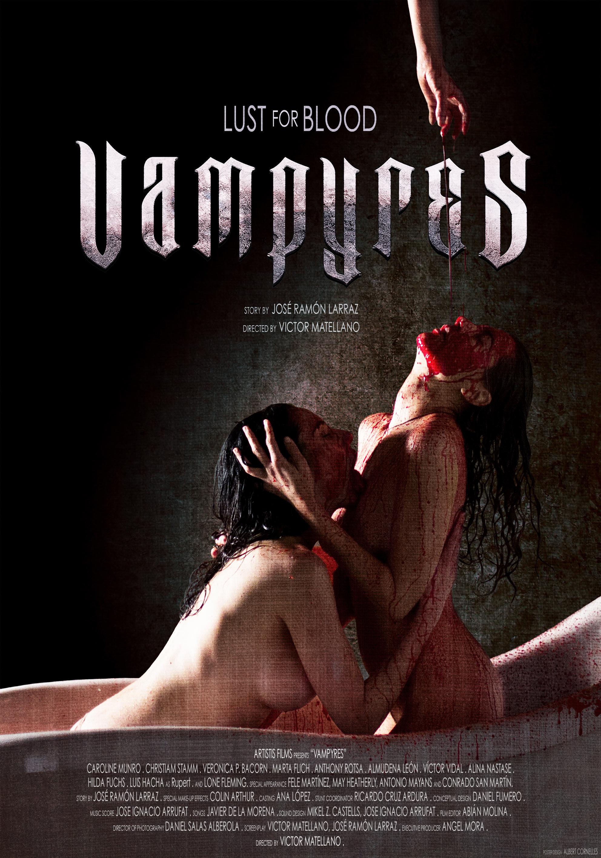 Vampyres (2015) English Full Movie 480p, 720p, 1080p Blu-Ray Download
