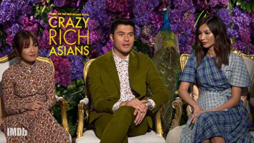 All-Star 'Crazy Rich Asians' Cast Ready to Take Hollywood by Storm