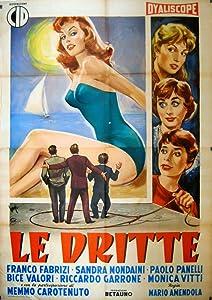 HD downloads movies Le dritte by Jacques Baratier [Mp4]