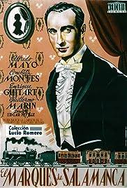 El marqués de Salamanca Poster