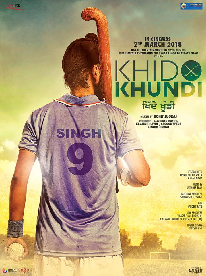 Khido Khundi (2018) Punjabi Movie 400MB HDRip Download