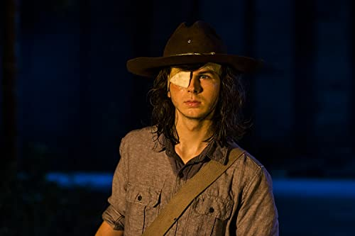"""No Small Parts"" IMDb Exclusive: ""Walking Dead"" Star Chandler Riggs"