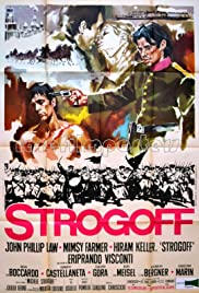 Strogoff Poster