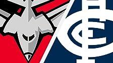 Round 7: Essendon vs Carlton