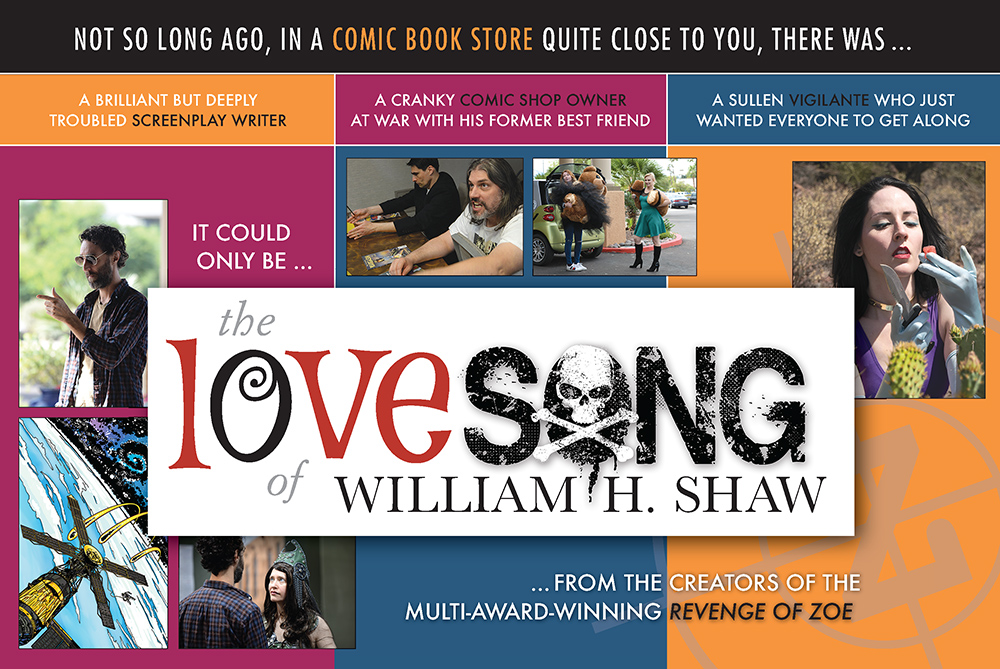 The Love Song of William H. Shaw (2021)