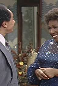 Sherman Hemsley and Isabel Sanford in The Jeffersons (1975)