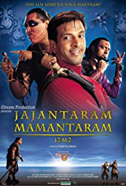 Jajantaram Mamantaram 2003 Hindi Movie AMZN WebRip 300mb 480p 1GB 720p 3GB 10GB 1080p