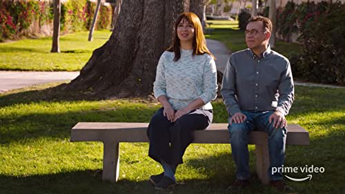 Married couple June (Maya Rudolph) and Oscar (Fred Armisen) live a comfortable but predictable life in suburban Riverside, California. For 12 years they've had the same conversations, eaten the same meals and taken pleasant vacations at the same rented lake house. But after June talks Oscar into shaking things up with a ski trip, the pair suddenly find themselves in completely unfamiliar territory.