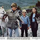 Fiona Fullerton, Mark Lester, and John Mills in Run Wild, Run Free (1969)