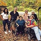 Judy Kain, Judy Karp, James Lebrecht, Nicole Newnham, Justin Schein, and Judith Heumann in Crip Camp (2020)