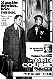 The Odd Couple: Together Again Poster