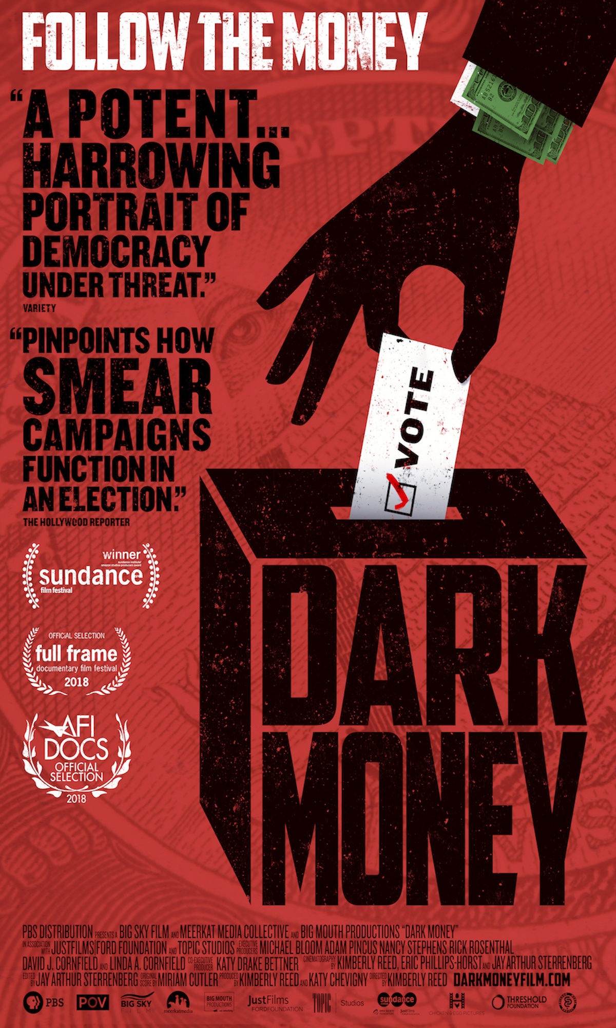 Dark Money (2018) - IMDb