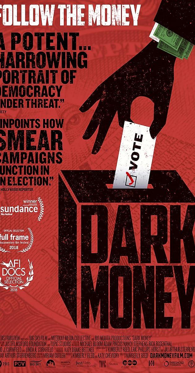Subtitle of Dark Money