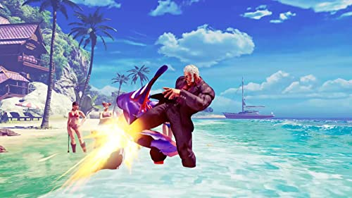 Street Fighter V: Urien