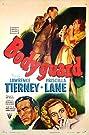 Bodyguard (1948) Poster