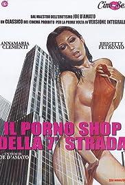 Il porno shop della settima strada(1979) Poster - Movie Forum, Cast, Reviews