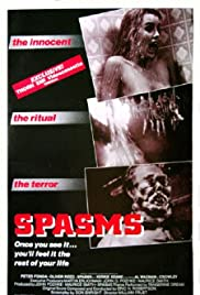 Spasms (1983) Poster - Movie Forum, Cast, Reviews