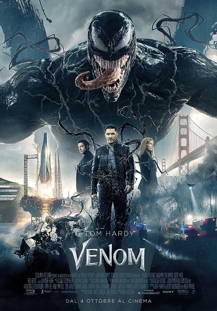 Venom (2018) Subtitle Indonesia