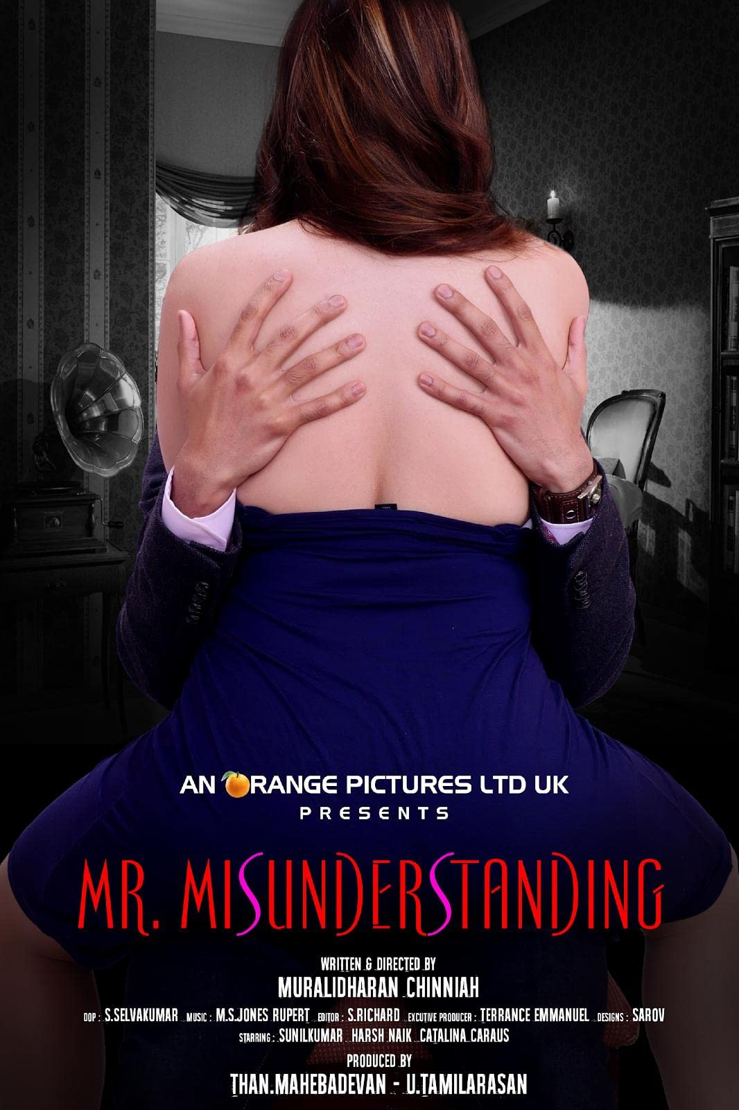 Mr. Misunderstanding 2020 English 720p Web-DL 600MB ESubs