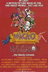 Wacko (1983) Poster - Movie Forum, Cast, Reviews