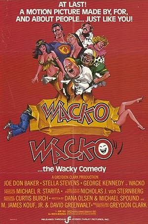 Where to stream Wacko