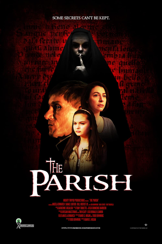 The Parish 2021 English 720p HDRip 800MB   260MB Download