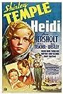 Heidi (1937) Poster