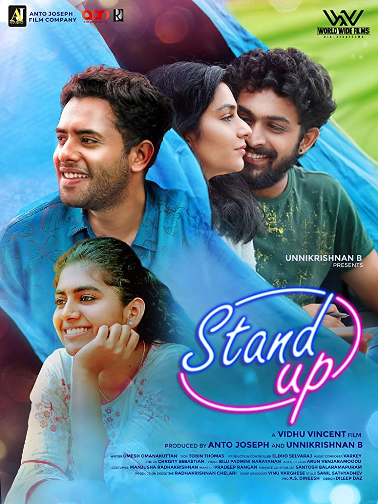 Stand Up 2019 Malayalam Full Movie 400MB HDTVRip Download