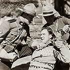Francis X. Bushman Jr., Robert Walker, and Jack Hendricks in Caryl of the Mountains (1936)