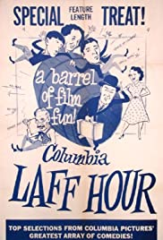 Columbia Laff Hour Poster