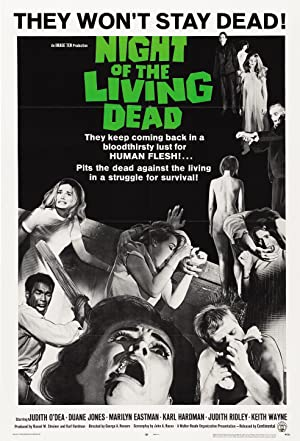 Where to stream Night of the Living Dead
